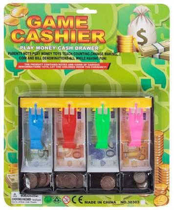 Игрушечный лоток для денег Shantou Gepai Game cashier 2