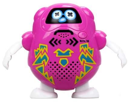 Интерактивный робот Silverlit Токибот розовый
