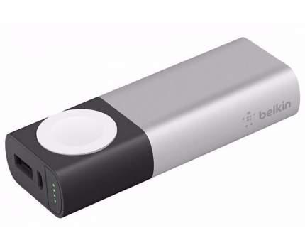 Беспроводное зарядное устройство Belkin Valet Charger Power Pack Silver