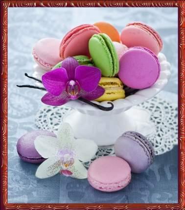 Мозаичная картина Печенье к чаю 10001