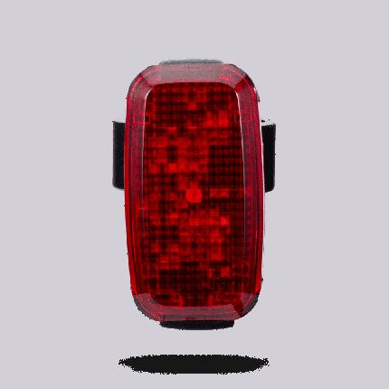 Велосипедный фонарь задний BBB BLS-147 Spot черный