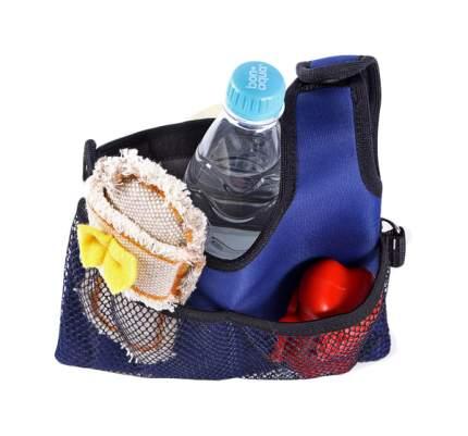 Сумка для лакомств OSSO Fashion неопрен 22х22, с карманом, в ассортименте