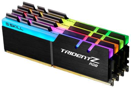 Оперативная память G.Skill Trident Z F4-3200C16Q-32GTZR RGB
