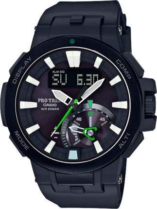 Наручные часы кварцевые мужские Casio Pro Trek PRW-7000-1A