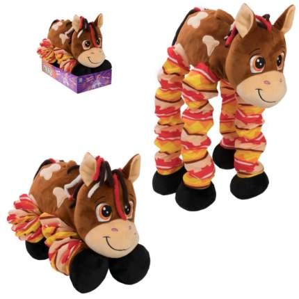 1 TOY Плюшевая игрушка Пружиножки. Лошадка Т13879