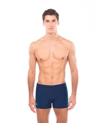 Шорты для плавания Arena Equilibrium Short, navy/sea blue, 75 FR