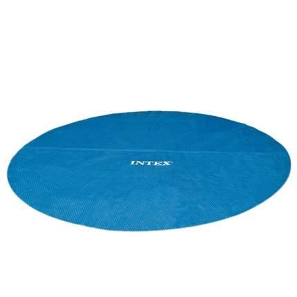Обогревающее покрывало solar cover, диаметр 488 см  intex, арт, 29024, Интекс