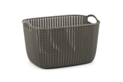 Корзина плетеная Curver Knit 226165 19л