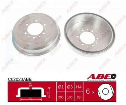 Тормозной барабан ABE C62023ABE