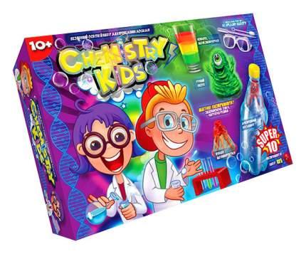 Набор для исследования Danko Toys Chemistry Kids CHK-01-01