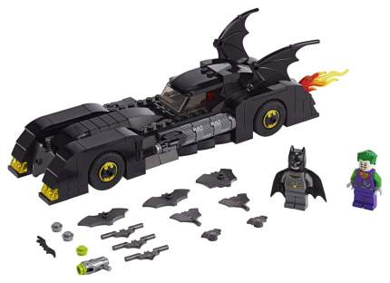 Конструктор LEGO Super Heroes Batmobile: Погоня за Джокером