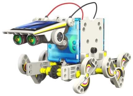 Набор для исследования 1Toy Экспериментариум Робот на солнечной батарее Т14044