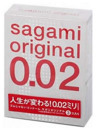 Презервативы Sagami Original ультратонкие 2 шт.