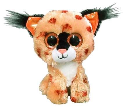 Мягкая игрушка животное Yangzhou Kingstone Toys Рысь M0041