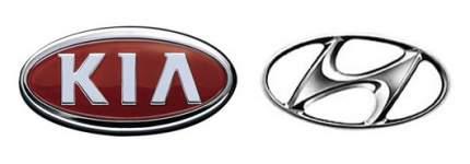 Эмблема Hyundai-KIA 0K24051739