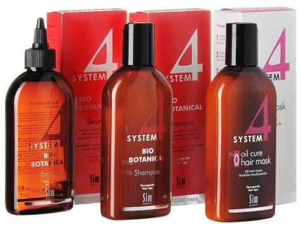 Набор средств для волос Sim Sensitive System 4