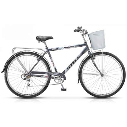 "Велосипед Stels Navigator 28 350 Gent Z010 2018 20"" синий"