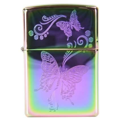 Бензиновая зажигалка Zippo Butterfly Spectrum Spectrum
