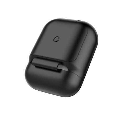 Чехол Baseus Wireless Charger для беспроводной зарядки AirPods Black