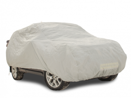 Тент чехол для автомобиля, НОРМА для Opel Corsa
