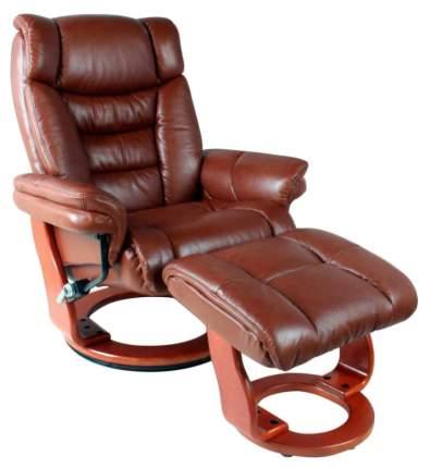 Кресло для гостиной Duorest 105х81х132 см, коричневый