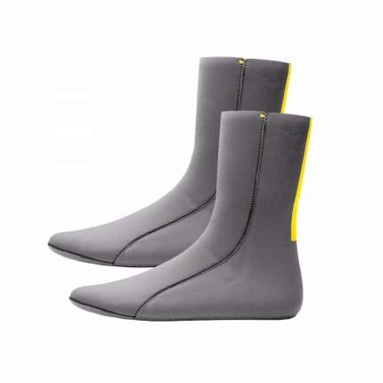 Гидроноски унисекс ZHIK 2019 SuperWarm Sock, grey, 6-8