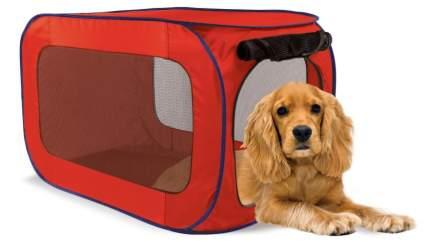 Переносной домик KITTY CITY для собак средних пород 50,8 х 50,8 х 81,3 см