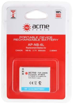 Аккумулятор для цифрового фотоаппарата AcmePower NB-6L