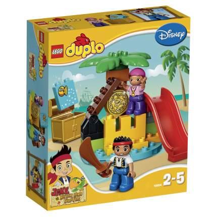 Конструктор LEGO Duplo Jake Остров сокровищ (10604)