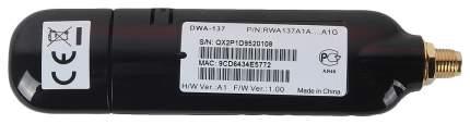 Приемник Wi-Fi D-Link DWA-137/A1B  Black