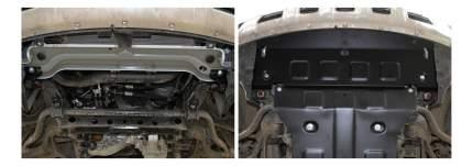 Защита радиатора АвтоБРОНЯ для Haval (111.09412.1)