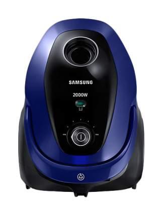 Пылесос Samsung  sC20M251AWB Blue
