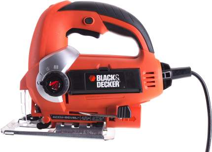Сетевой лобзик Black+Decker KS 900 EK