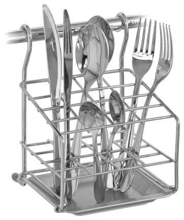 Держатели для столовых приборов на рейлинг NADOBA 701132 металл