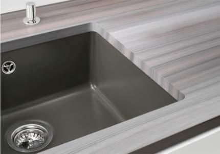 Мойка для кухни керамическая Blanco SUBLINE 500-U 516975 базальт