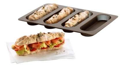 Форма для выпечки Lékué Mini Baguette Bread 0203100M10M017