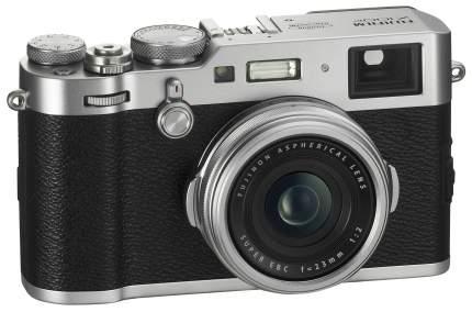 Фотоаппарат цифровой компактный Fujifilm FX-X100F S-RU Silver