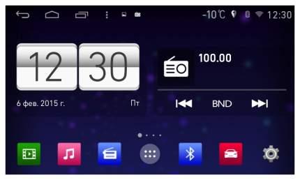 Штатная магнитола FarCar для Nissan m473A Big Screen