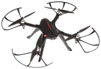 Квадрокоптер MJX Bugs-3 с бесколлекторными моторами и подвесом для камер GoPro, EKEN