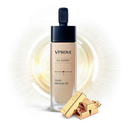 Масло для лица VPROVE Expert Gold Miracle Oil 30 мл