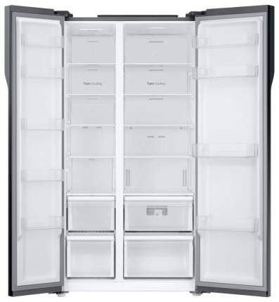 Холодильник Samsung RS55K50A02C Black