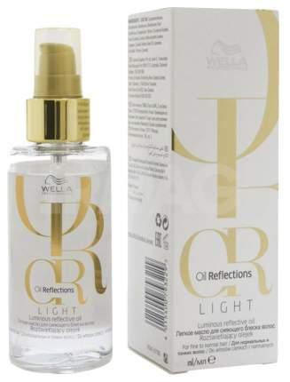 Масло для волос Wella Professionals Reflections Oil для придания блеска волосам 100 мл