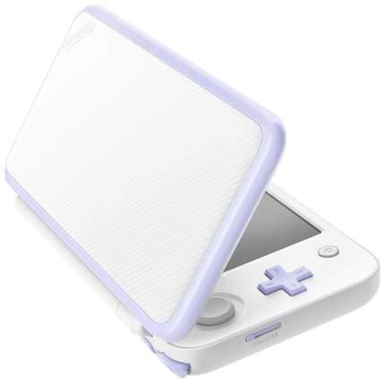 Портативная игровая консоль Nintendo 2DS XL White
