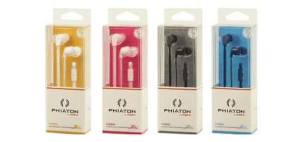Наушники Phiaton C105S Pink