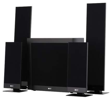 Комплект акустической системы KEF T205 System Black