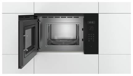 Встраиваемая микроволновая печь Bosch Serie 6 BFL524MB0 Black