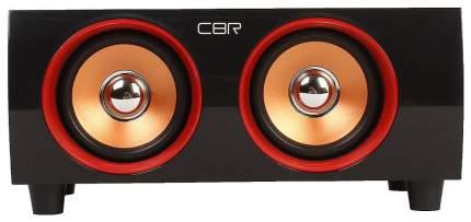 Колонки компьютерные CBR CMS 599 Wooden 2x3 W, USB