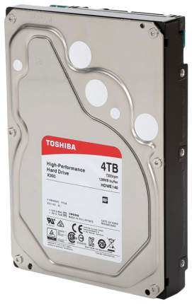 Внутренний жесткий диск Toshiba X300 4TB (HDWE140UZSVA)