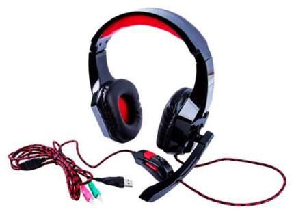 Игровые наушники BLAST BAH-630 Red/Black