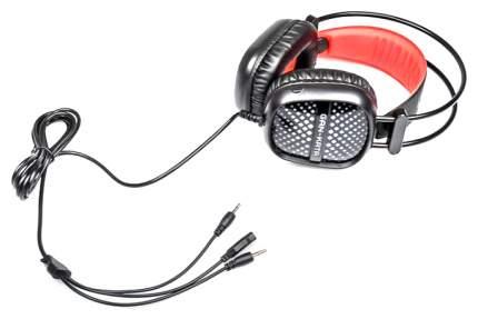 Игровые наушники Dialog HGK-20L Red/Black